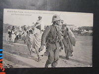Carte Postale Vintage Guerre Italo Turque Shipped