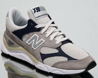 New Balance X-90 Reconstructed Men's New Grey Casual Lifestyle Shoes MSX90-RPB