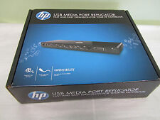 HP VY843AA#ABA USB Media Port Replicator/Docking Station with Audio Out
