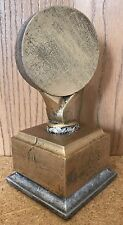 HOCKEY TROPHY RESIN - FREE ENGRAVING