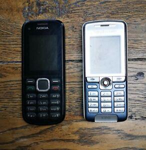Nokia 6300 4G 2.4 Inch UK and Sony Ericsson Mobile Phones.