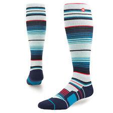 Stance Inyo Grey Heather Mens 9-12 USA All Mountain Snowboard Socks