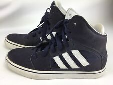 watch a0f17 9a1da Adidas hillsdale originals size 9.5 9 1 2 Blue and white hip hop Run DMC