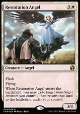 Restoration Angel Foil | NM | iconic Masters | Magic MTG