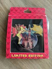 Wdw Disney Dreams Collection Cinderella's Castle Tinker Bell Pin