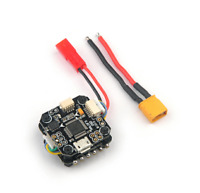 RC Racer Drone FPV Teile: Mini OSD F3 integrierte Flugsteuerung 10A 4in1 ESC