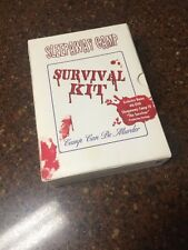 SLEEPAWAY CAMP SURVIVAL KIT DVD Trilogy COMPLETE with 4th Disc & Diary EUC