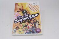 Nintendo Wii Boogie Super Star Video Game Dance Dancing Singing