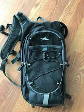 HIGH SIERRA AIRMESH HYDRATION BACKPACK -With Water Bag- Gray Black
