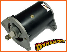 Dynamator Dynamo Alternator Conversion Replaces LUCAS C42 With Power Steering
