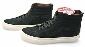 VANS MAN SNEAKER SHOES SPORTS CASUAL TRAINERS CODE SK8-HI REISSUE ZI VN0A349AM35