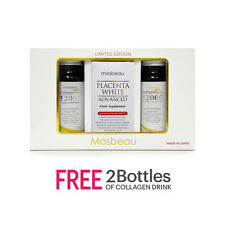 Mosbeau Promo Beauty Set - 30 Days (Supplement and Collagen Plus 12000)
