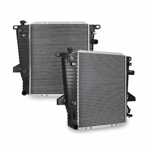 Mishimoto R1722-AT Replacement Radiator Fits Ford Ranger V6 1995-1997