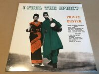 Prince buster i feel the spirit  vinyl lp reissue dnm1 4001 sealed