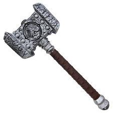 Medieval Foam Costume Block Battle  Hammer LARP Cosplay Halloween Costume