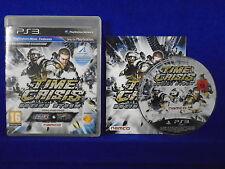 ps3 TIME CRISIS RAZING STORM Includes Time Crisis 4 & Deadstorm Pirates PAL UK