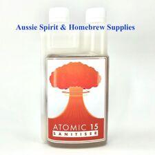Atomic 15 Foaming Sanitiser No Rinse - Orange - 495 Ml Home brew Beer
