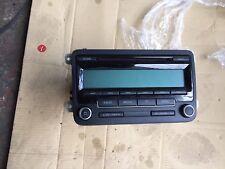 VW Stereo CD Player Polo Golf Jetta Passat Touran Sharan