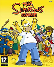 The Simpsons Game (Nintendo Wii, 2007)
