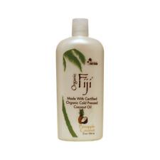 Organic Fiji Pineapple Coconut Oil 12 oz Liquid