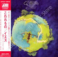 YES FRAGILE CD MINI LP OBI Jon Anderson Steve Howe Rick Wakeman Chris Squire new