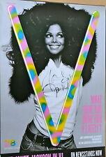 Janet Jackson, V, Original Poster