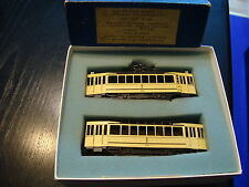 Fairfield Models 1095 Berliner Straßenbahn 3095 TF-BF 13-25 Messing OVP