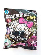 New Monster High Minis Season 1 Mystery Blind Bag Single Mini Figure Collector