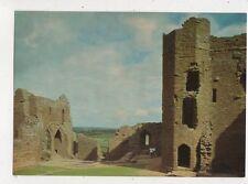 Goodrich Castle Postcard 867a