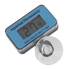 Digital LCD Aquarium Fish Tank Waterproof Temperature Thermometer Meter CA