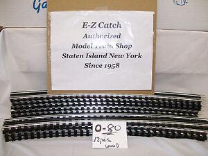 """Gar Graves Phantom Tinplate # WT-80-101 Wood Ties Complete  80"""" Diameter Circle"""