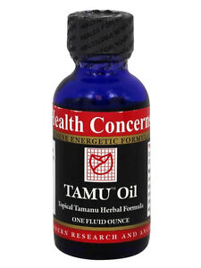 Health Concerns, Tamu Oil, 1 fl oz