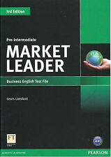 Third Edition MARKET LEADER Pre-Intermediate Business English TEST FILE @NEW@