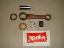 biella con gabbia argentata Rotax 122 123 Aprilia 125 RX RS MX SX Tuareg Classic