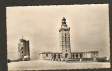 CAP-FREHEL (22) AUTOBUS & RENAULT 4CV au PHARE en 1950
