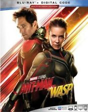 ANT MAN & THE WASP  - BLU RAY Sealed Region free for UK