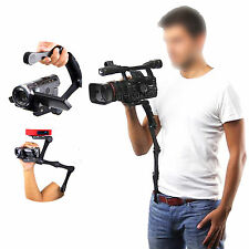 Pocket Support Stand Handheld Steady Rig Stabilizer For Camcorder DSLR Camera DV