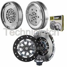 NATIONWIDE 3 PART CLUTCH KIT AND LUK DMF FOR BMW 5 SERIES BERLINA 520D