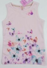 Marks and Spencer Vest Crew Neck Girls' T-Shirts & Tops (2-16 Years)