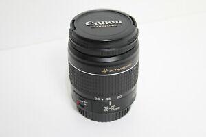 Canon EF 28-80mm f/3.5-5.6 V USM Autofocus Lens
