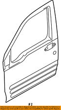 FORD OEM 10-13 Transit Connect-Door Skin Outer Panel Left 2T1Z6120201B
