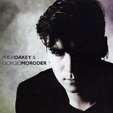 Philip Oakey : Philip Oakey and Giorgio Moroder CD (2003) ***NEW*** Great Value