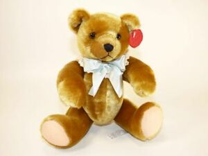 Ours en peluche collector Ourson TRICKY 29cm