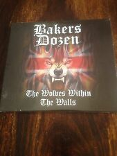 Bakers Dozen - Wolves Within The Walls The (2009) NEW SEALED PUNK OI! CD