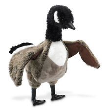 NEW PLUSH SOFT TOY Folkmanis 3157 Canadian Canada Goose Hand Puppet