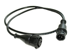 HALDEX AL919822 - Trailer ABS Extension for ABS Valve Cable - DIN Systems