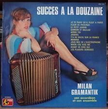 MILAN GRAMANTIK ET SON ENSEMBLE SUCCES A LA DOUZAINE CHEESECAKE FRENCH LP