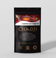Chaoji Mirtillo e Lampone Tè Riduzione Grasso Bruciare calorie super dimagranti tea