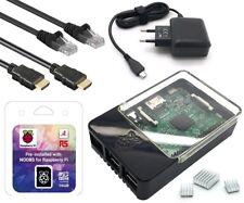 Raspberry Pi 3 Modell B - Full Starterkit schwarz