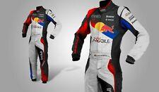 RED BULL Sublimation Printed Kart Race Suit CIK FIA Level 2